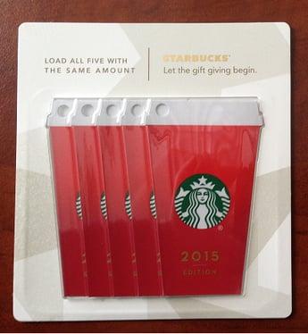 Blister Packaging Starbucks
